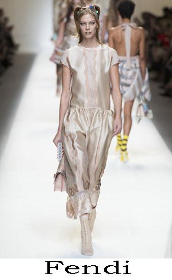 Fendi Primavera Estate 2017 Abbigliamento Donna Look 52