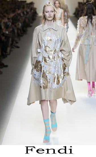 Fendi Primavera Estate 2017 Abbigliamento Donna Look 56