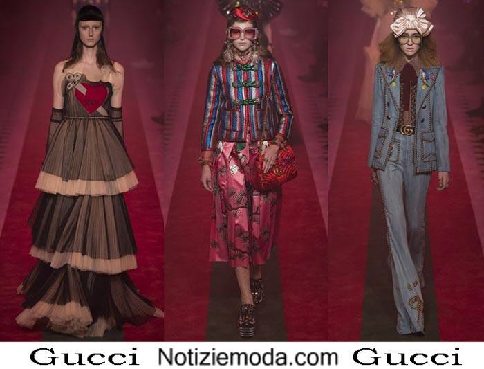 Gucci Primavera Estate 2017 Abbigliamento Donna