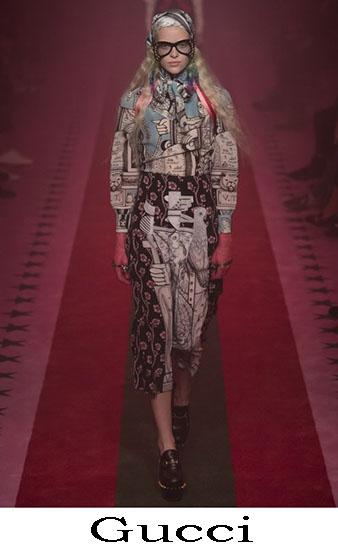 Gucci Primavera Estate 2017 Abbigliamento Moda Look 1