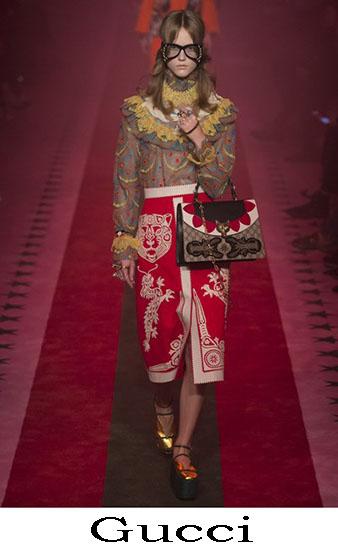 Gucci Primavera Estate 2017 Abbigliamento Moda Look 10