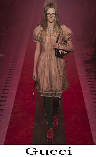 Gucci Primavera Estate 2017 Abbigliamento Moda Look 13