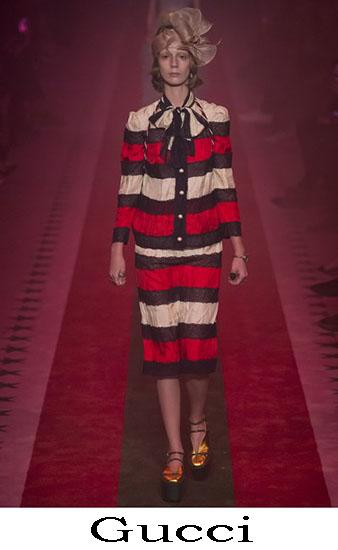 Gucci Primavera Estate 2017 Abbigliamento Moda Look 18