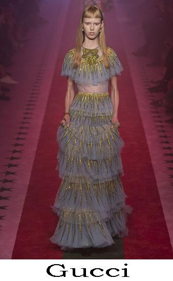 Gucci Primavera Estate 2017 Abbigliamento Moda Look 19