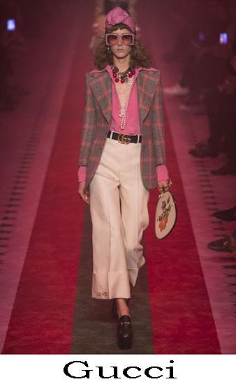 Gucci Primavera Estate 2017 Abbigliamento Moda Look 2