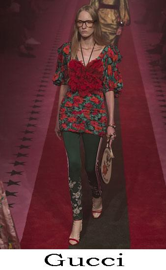 Gucci Primavera Estate 2017 Abbigliamento Moda Look 21