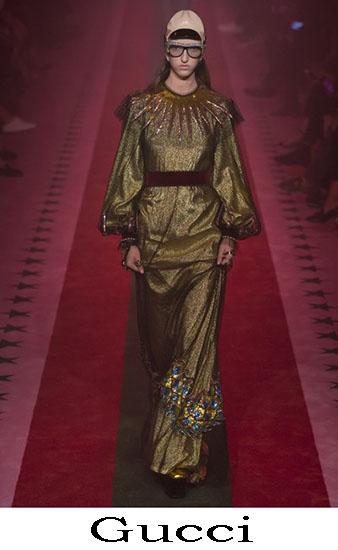 Gucci Primavera Estate 2017 Abbigliamento Moda Look 22