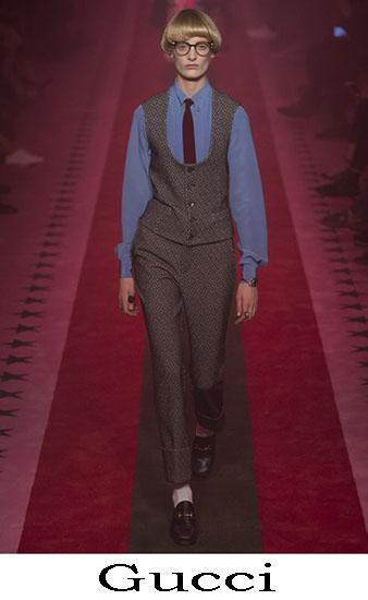 Gucci Primavera Estate 2017 Abbigliamento Moda Look 23