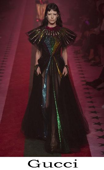 Gucci Primavera Estate 2017 Abbigliamento Moda Look 25