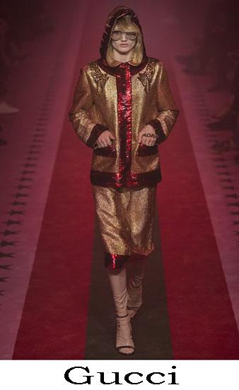 Gucci Primavera Estate 2017 Abbigliamento Moda Look 26