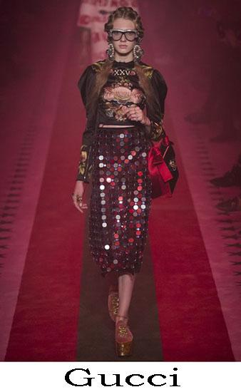 Gucci Primavera Estate 2017 Abbigliamento Moda Look 27
