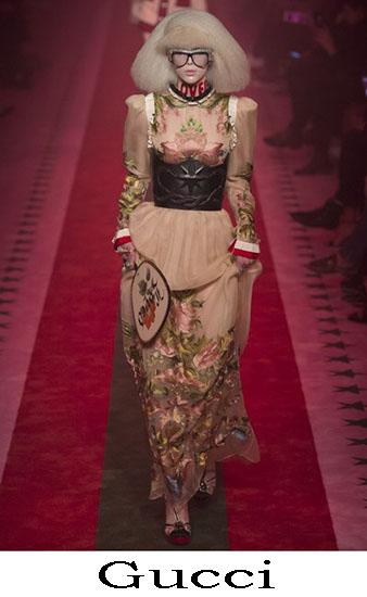 Gucci Primavera Estate 2017 Abbigliamento Moda Look 3