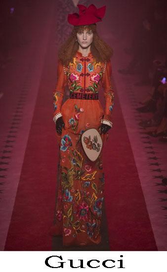 Gucci Primavera Estate 2017 Abbigliamento Moda Look 32