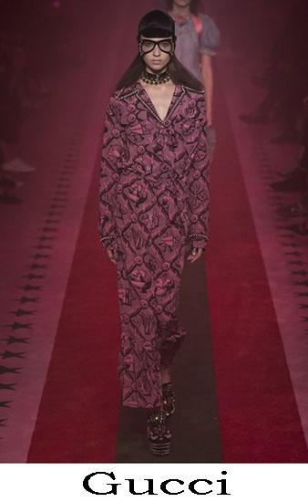 Gucci Primavera Estate 2017 Abbigliamento Moda Look 33