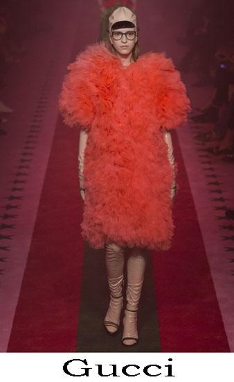 Gucci Primavera Estate 2017 Abbigliamento Moda Look 35