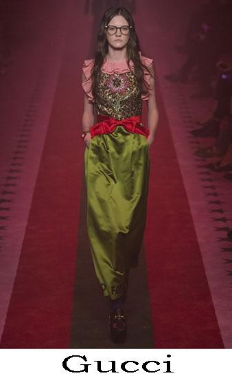 Gucci Primavera Estate 2017 Abbigliamento Moda Look 36