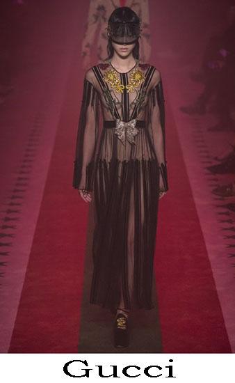 Gucci Primavera Estate 2017 Abbigliamento Moda Look 37