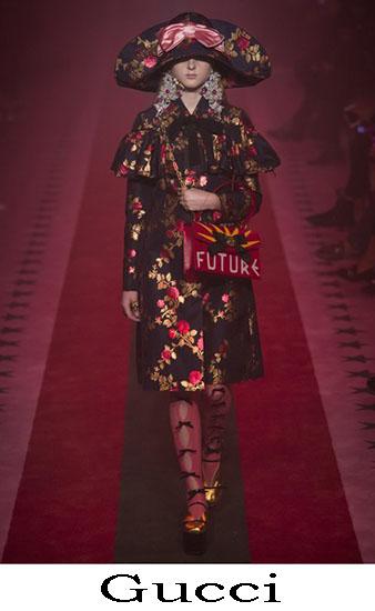 Gucci Primavera Estate 2017 Abbigliamento Moda Look 39