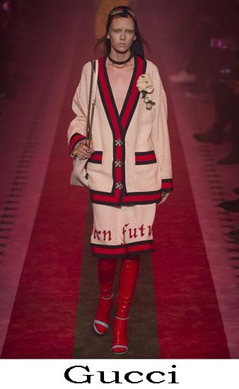 Gucci Primavera Estate 2017 Abbigliamento Moda Look 4