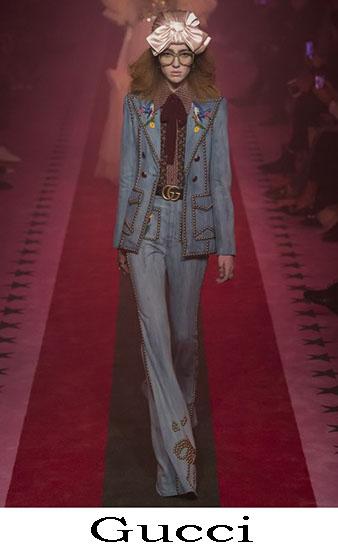 Gucci Primavera Estate 2017 Abbigliamento Moda Look 40