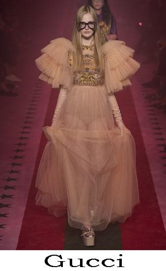 Gucci Primavera Estate 2017 Abbigliamento Moda Look 41