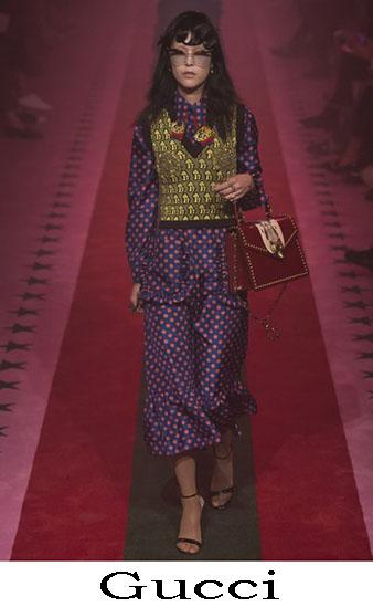 Gucci Primavera Estate 2017 Abbigliamento Moda Look 42
