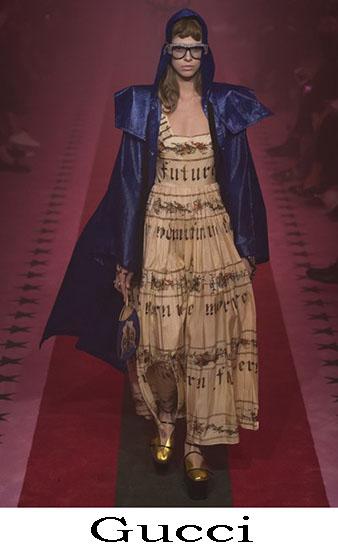 Gucci Primavera Estate 2017 Abbigliamento Moda Look 45