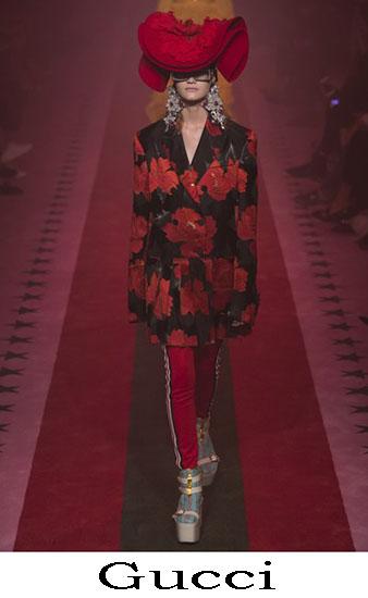 Gucci Primavera Estate 2017 Abbigliamento Moda Look 46
