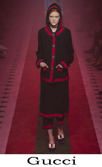 Gucci Primavera Estate 2017 Abbigliamento Moda Look 49