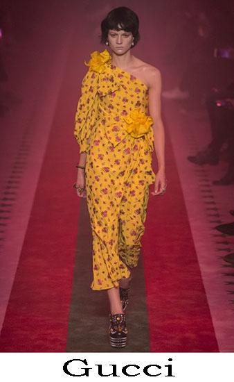Gucci Primavera Estate 2017 Abbigliamento Moda Look 5