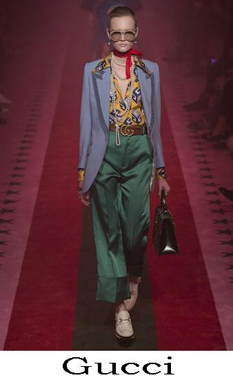 Gucci Primavera Estate 2017 Abbigliamento Moda Look 50