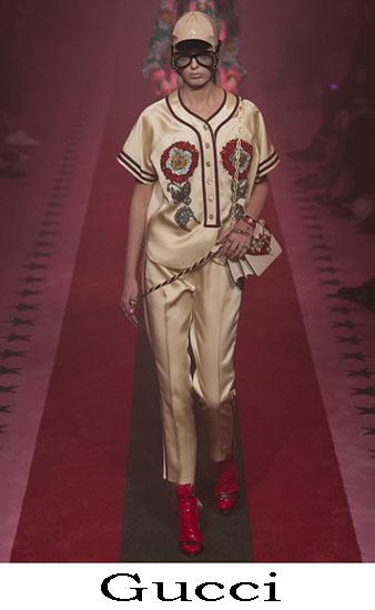 Gucci Primavera Estate 2017 Abbigliamento Moda Look 51