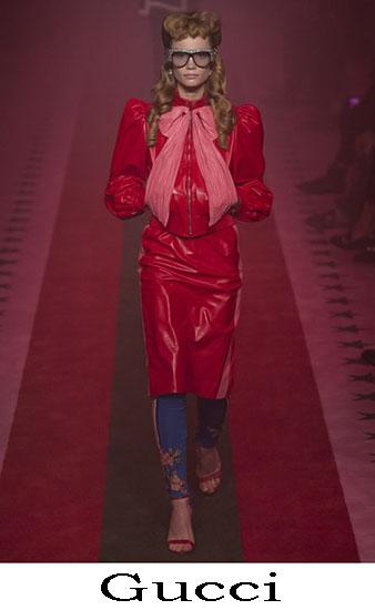 Gucci Primavera Estate 2017 Abbigliamento Moda Look 52