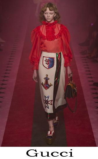 Gucci Primavera Estate 2017 Abbigliamento Moda Look 54