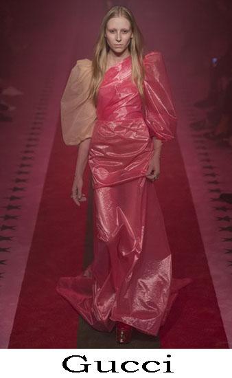 Gucci Primavera Estate 2017 Abbigliamento Moda Look 55