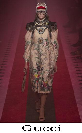 Gucci Primavera Estate 2017 Abbigliamento Moda Look 57