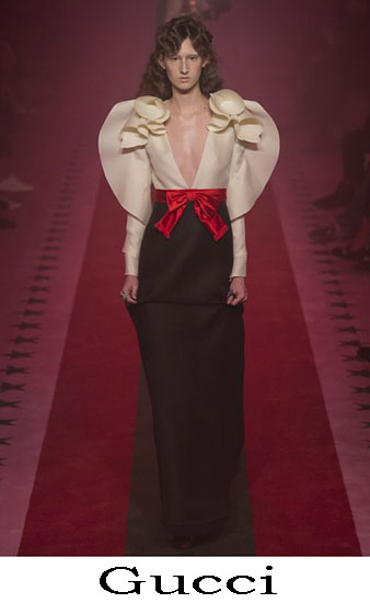 Gucci Primavera Estate 2017 Abbigliamento Moda Look 59