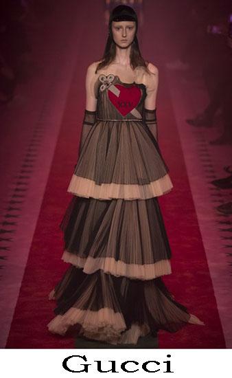 Gucci Primavera Estate 2017 Abbigliamento Moda Look 6