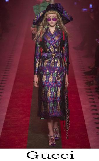Gucci Primavera Estate 2017 Abbigliamento Moda Look 7