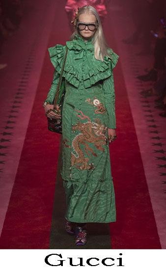 Gucci Primavera Estate 2017 Abbigliamento Moda Look 8