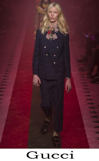 Gucci Primavera Estate 2017 Abbigliamento Moda Look 9