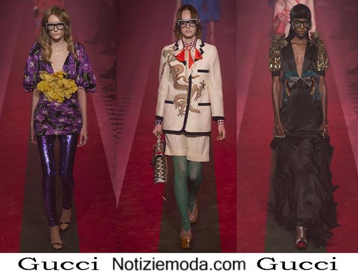 Gucci Primavera Estate 2017 Sfilata Moda Donna