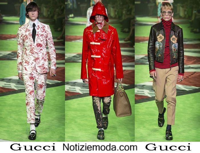 Gucci Primavera Estate 2017 Sfilata Moda Uomo