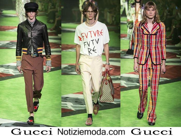 Gucci Primavera Estate 2017 Style Online Moda Uomo