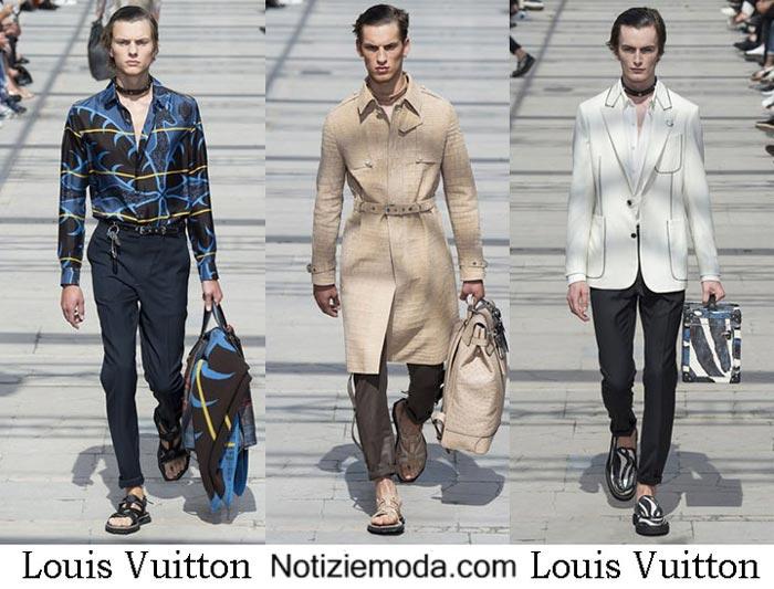 Louis Vuitton Primavera Estate 2017 Collezione Uomo