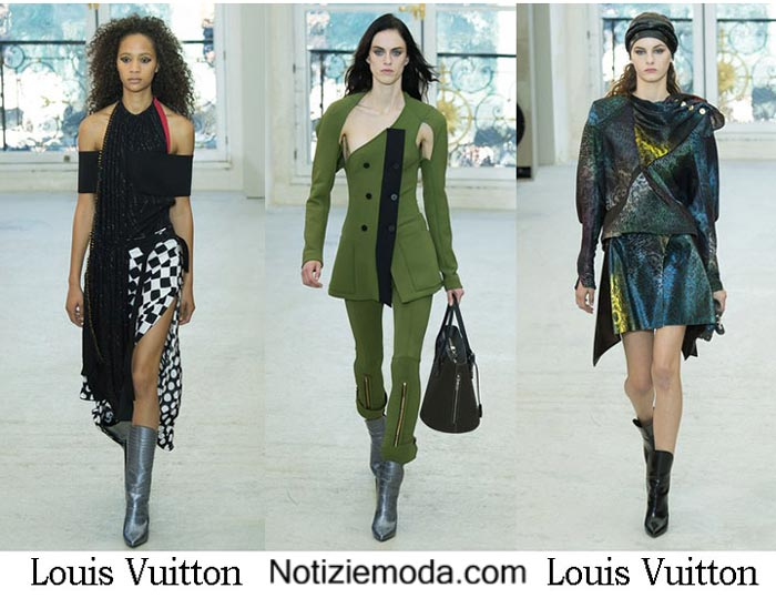 Louis Vuitton Primavera Estate 2017 Sfilata Moda Donna