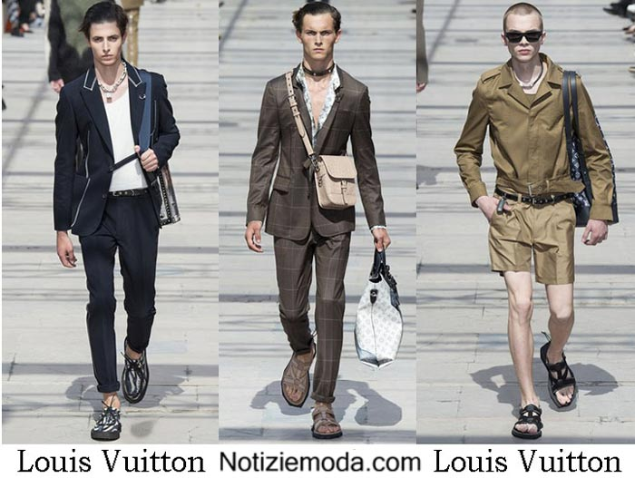 Louis Vuitton Primavera Estate 2017 Sfilata Uomo
