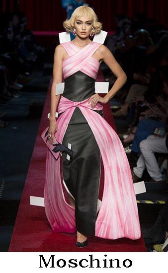 Moschino Primavera Estate 2017 Collezione Donna Look 1
