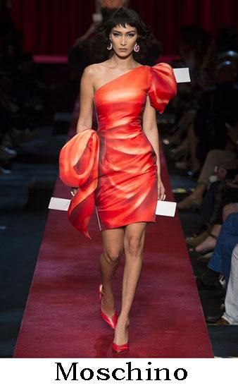 Moschino Primavera Estate 2017 Collezione Donna Look 46