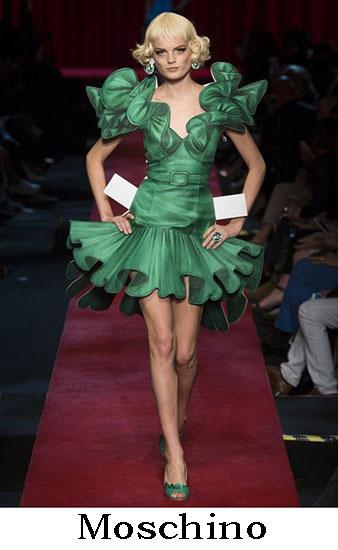 Moschino Primavera Estate 2017 Collezione Donna Look 53